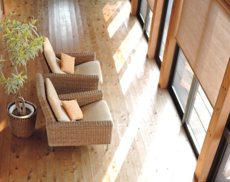 自然素材【ヒノキ】をいかした、リフォーム・リノベーション