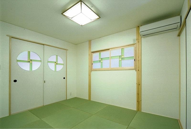 マンションリフォームで叶える自然素材のある暮らし:和紙