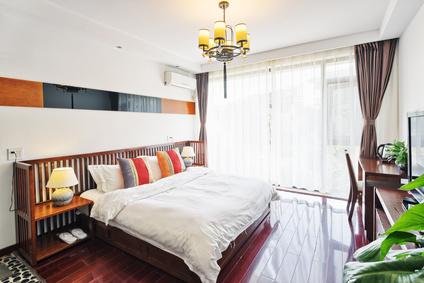 寝室のカラーリングのコツ:大阪のマンションリフォーム・リノベーションの設計