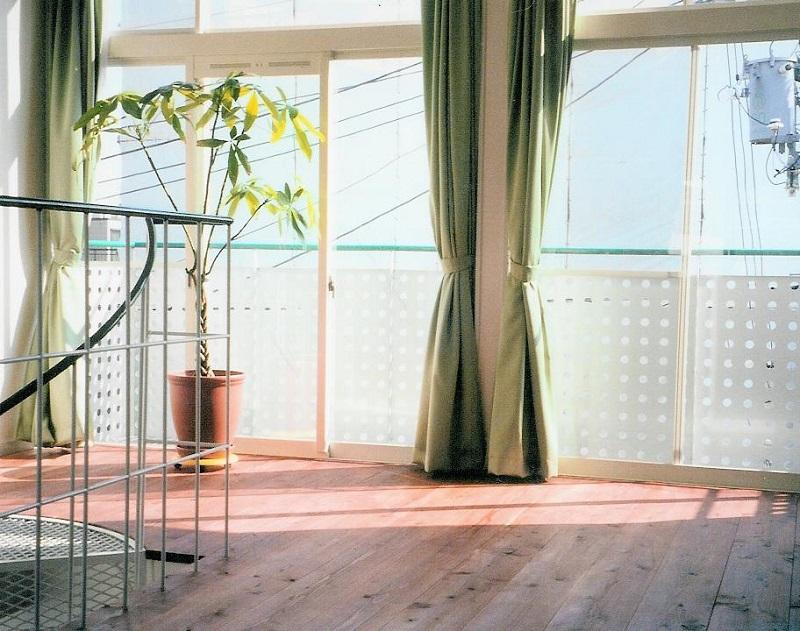 自然素材【杉】でくつろぐ住まい:大阪のマンションリフォーム・リノベーションの設計
