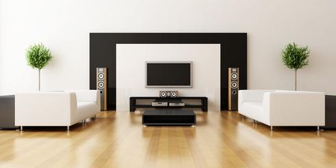 複合合板フローリングを使用したマンションリフォーム