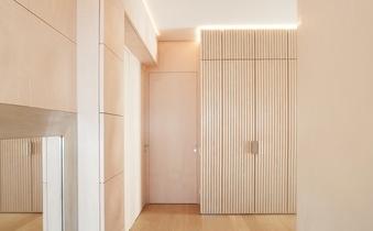 ウォークスルークローゼット選:大阪のマンションリフォーム・リノベーションの設計